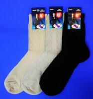 Ростекс (Рус-текс) носки мужские сетка К-21 серые