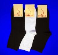 Стелла носки женские с-400 чёрные