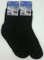 Седам носки мужские махровый след