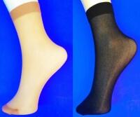 Крабро носки женские эластик 40 den чёрные Miss