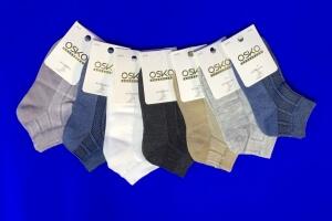OSKO носки на мальчиков сеточка  арт. C 3321 (33-13)