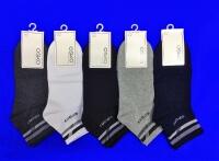 OSKO носки мужские укороченные Спорт арт В 2276 (2274,2275)